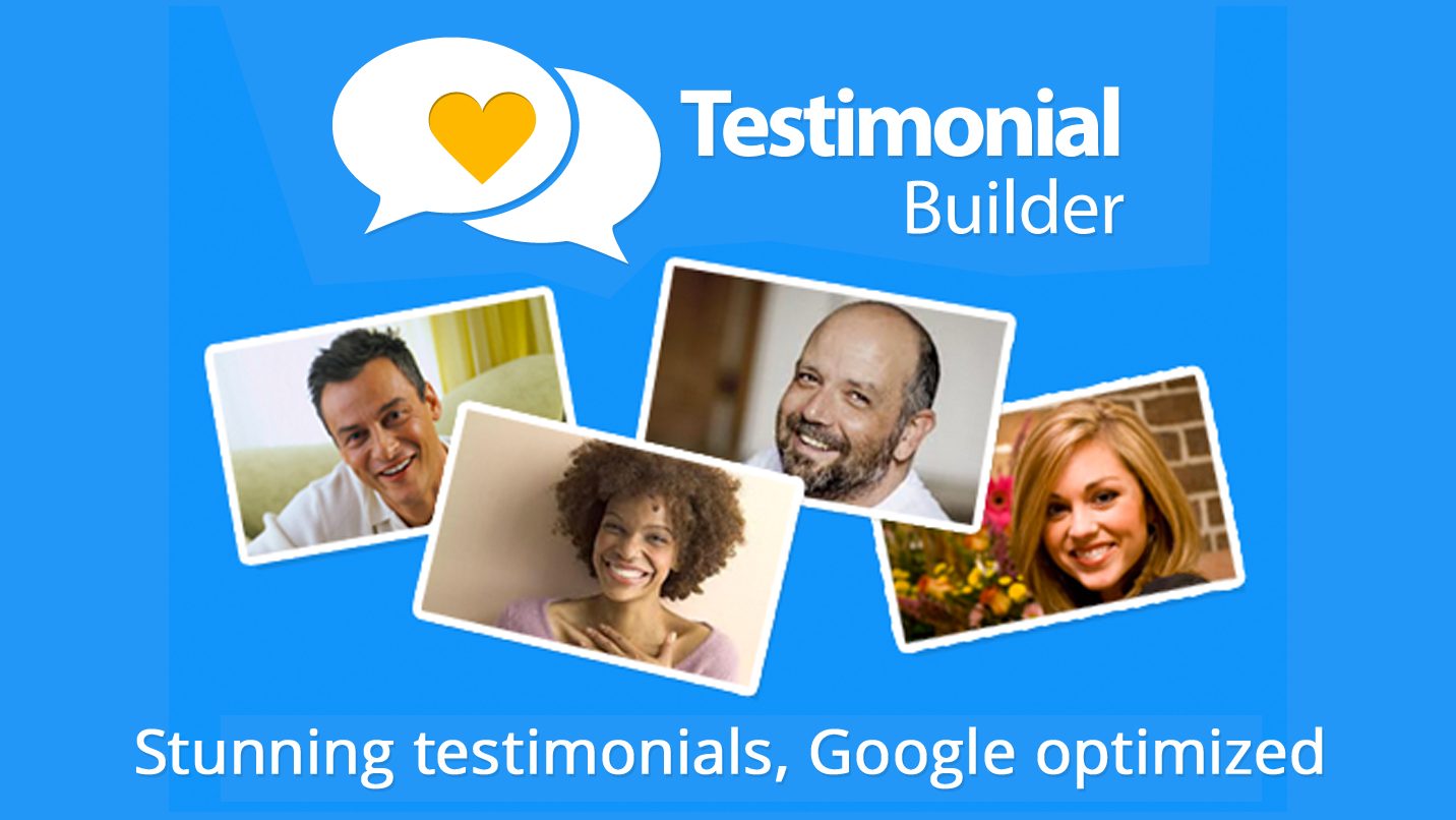 how to write a testimonial for a builder