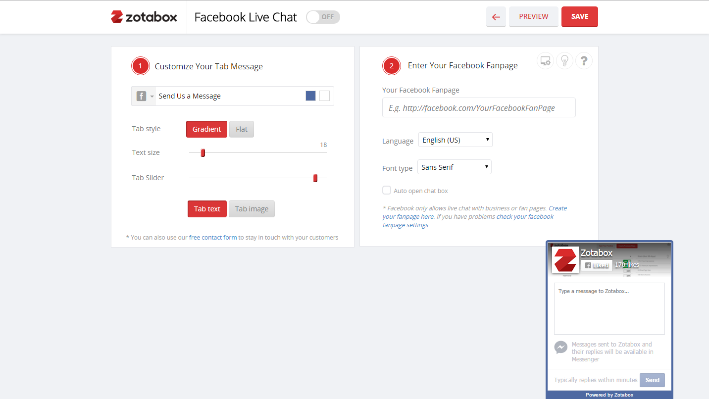 facebook support online chat