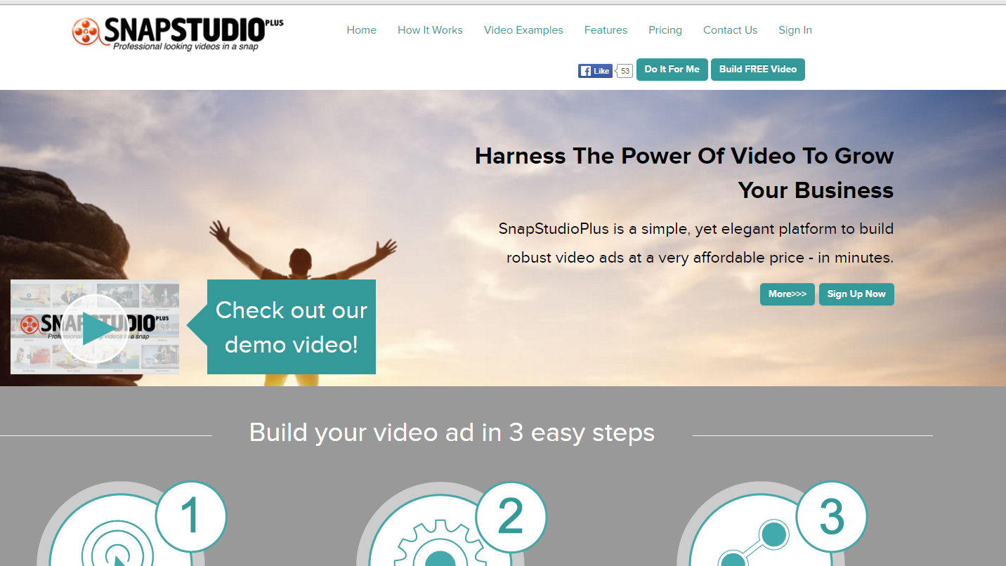 SnapStudioPlus - Create Video Ads Online