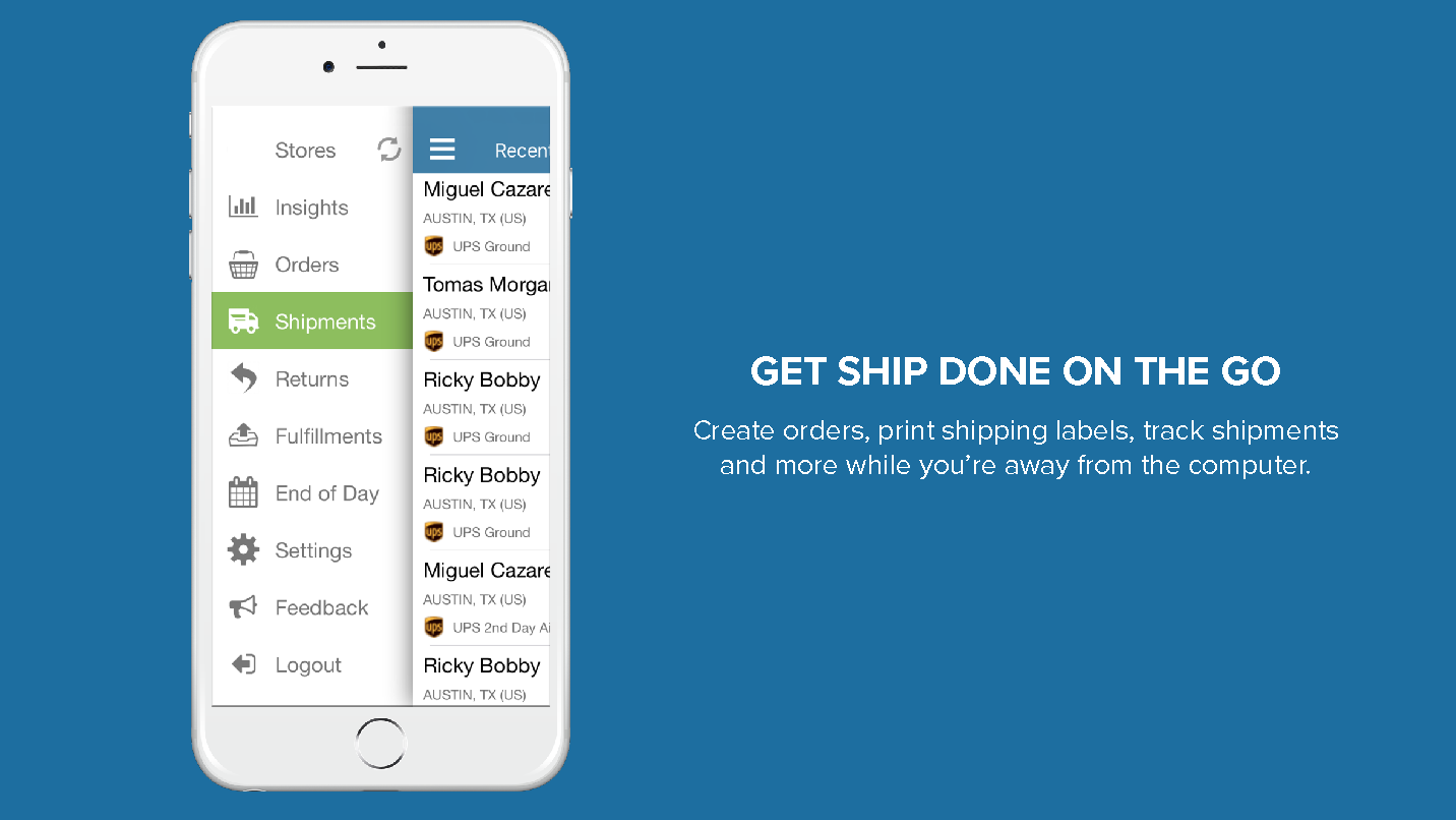 ShipStation - Ship faster & save more money than ever