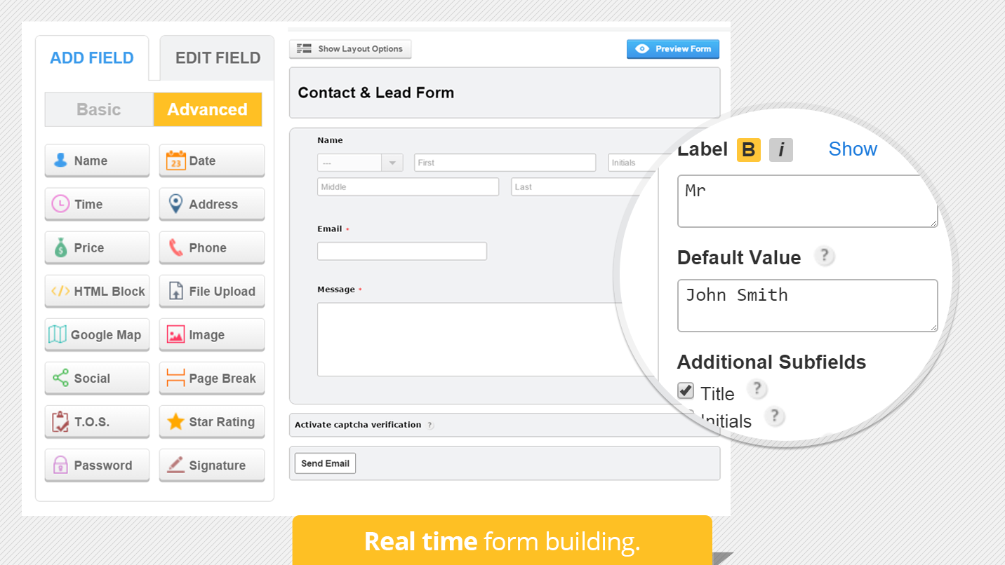 123 Form Builder Custom Forms In Minutes