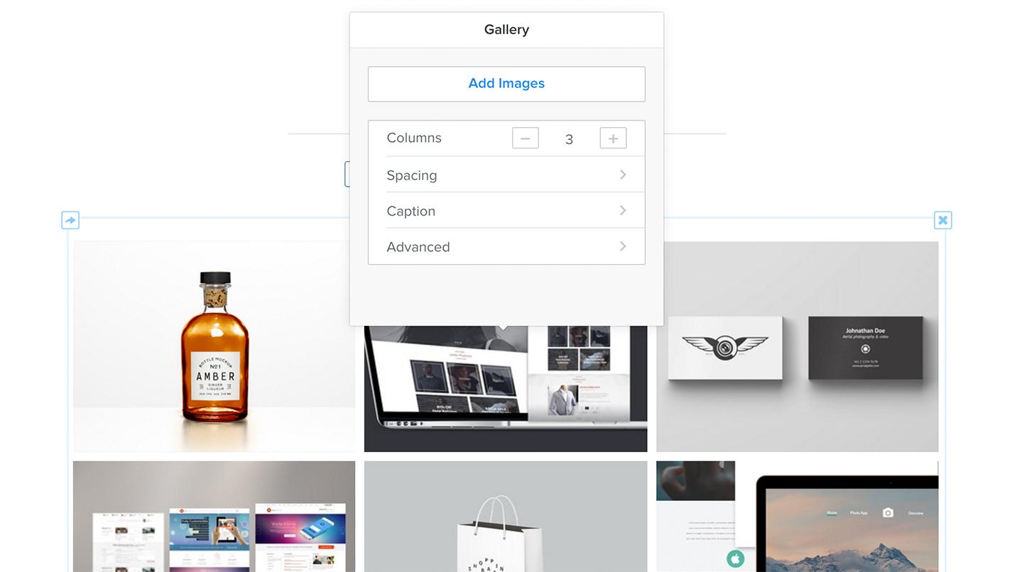 Gallery Filter - Portfolio filter for gallery element