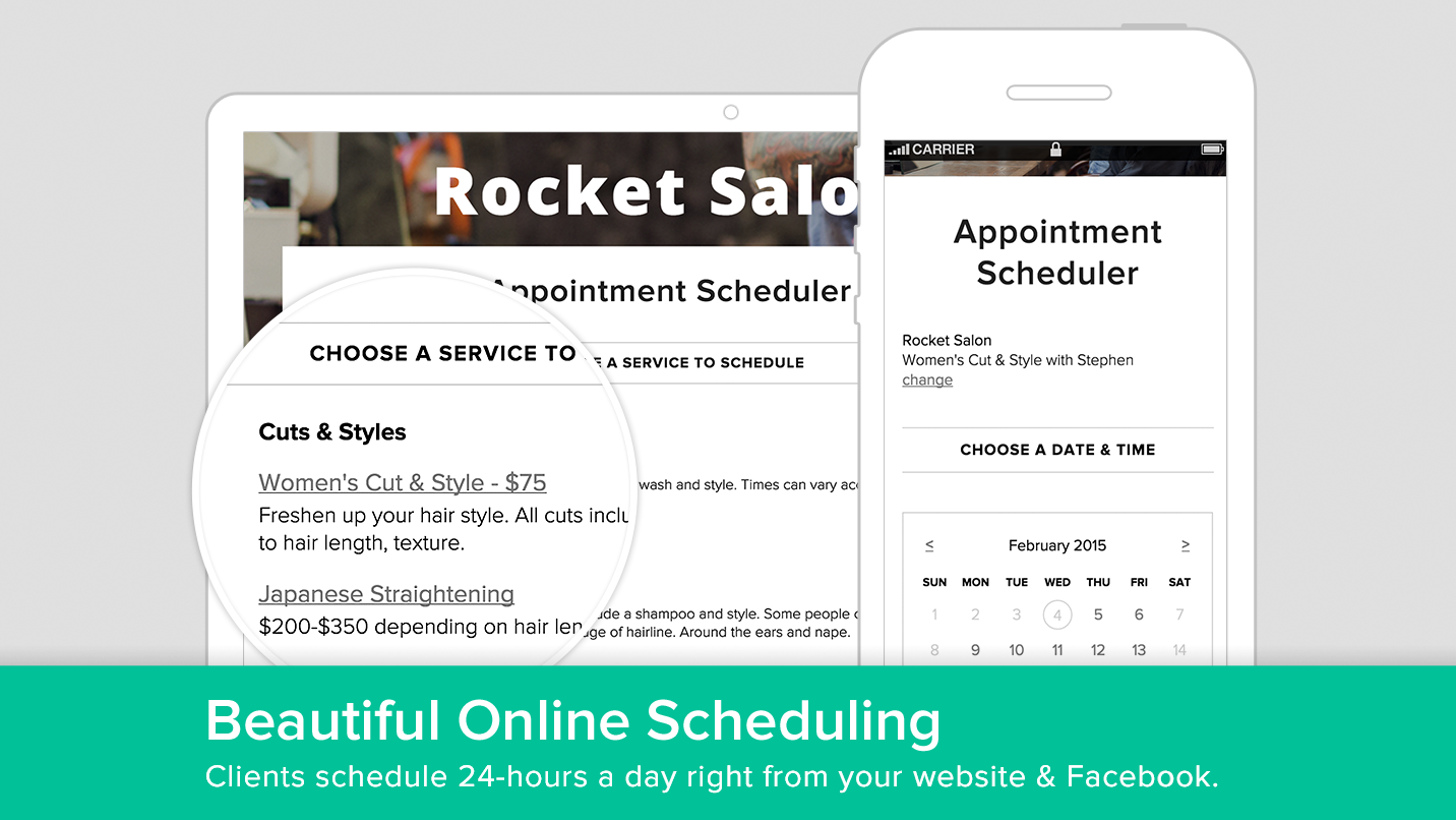 Schedulista online booking for your business schedulista magicingreecefo Image collections