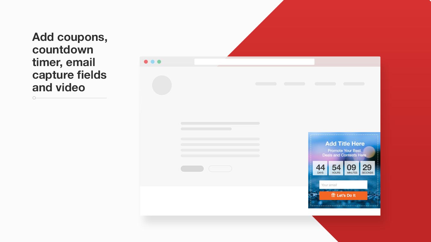 slide box increase sales w customizable slide box