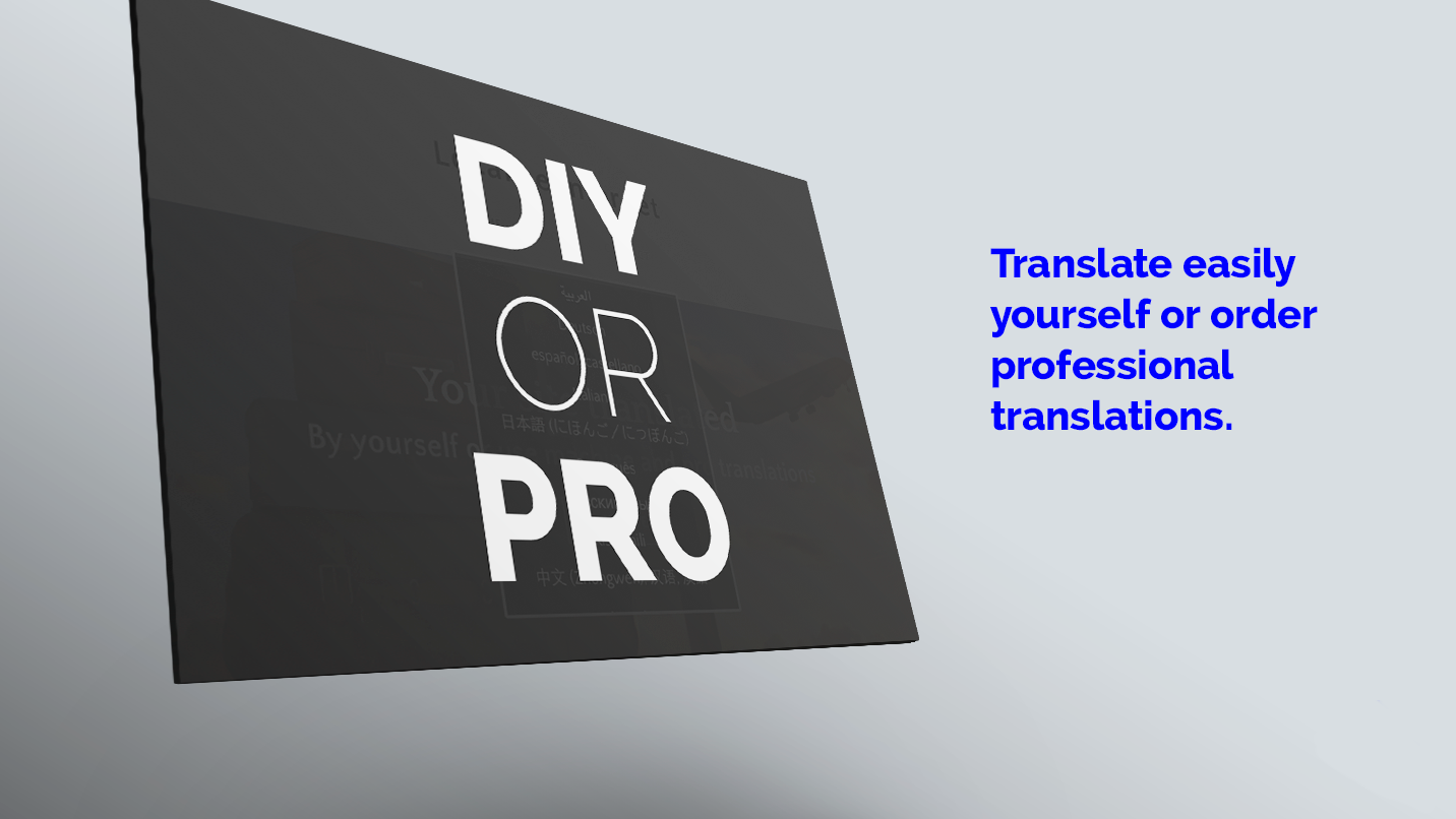 LocalizeInternet - Easy website translation tool