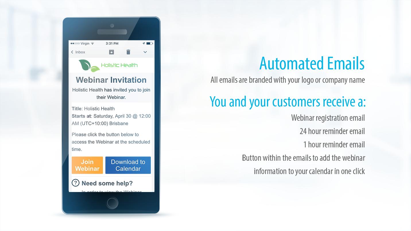 Yondo Webinars - Offer Webinars & Online Classes