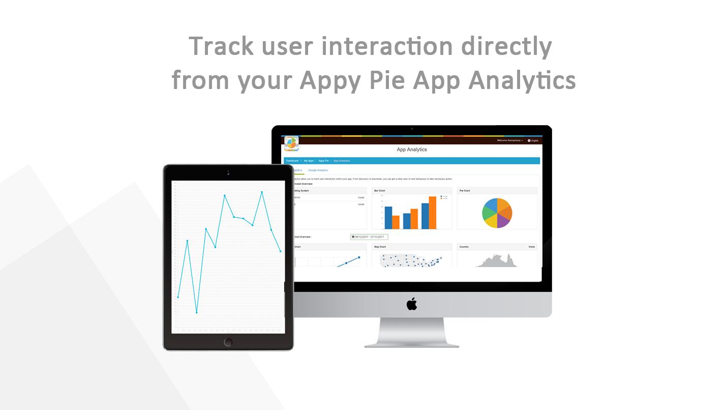 Appy Pie - Make an App, As Easy as Pie